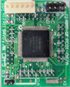 Comfort II OPT microcontroller Plug-in firmware upgrade