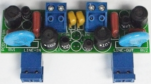 ADSL Protection/Passthrough Board
