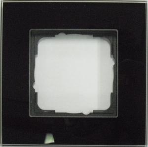 Scene Control Switch Frame (Esprit Black Glass, Single Gang)