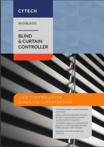 IRIO/Blinds Brochure