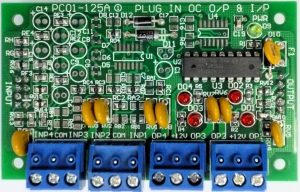 Digital OP/Analog IP Submodule for iRIO