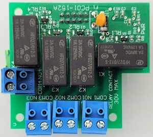 Output Submodule 4 relays for CM9001