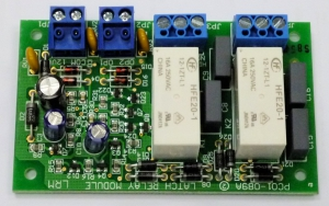 Latched Relay Module (Dual)