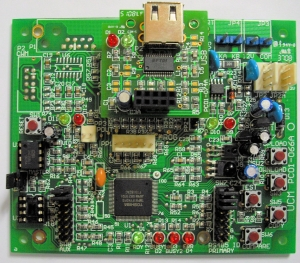 UCM USB interface