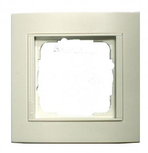 Scene Control Switch Frame (Event White, Single Gang)