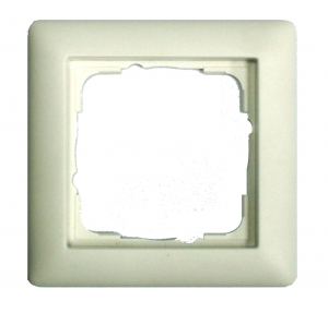 Scene Control Switch Frame (Standard White)