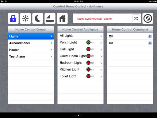 Comfort for iPad